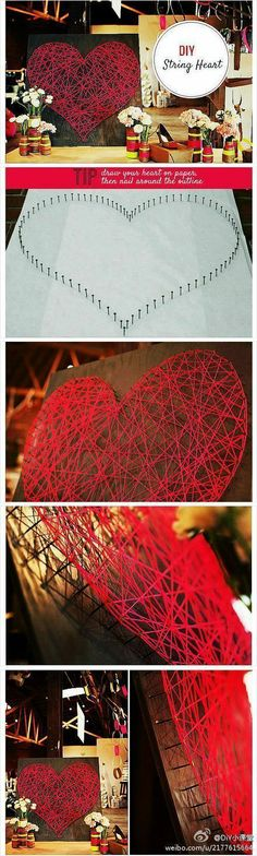Simply Creative DIY Valentine Crafts That You Can Start Right Now homesthetics decor (30)