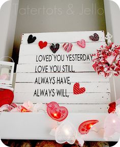 Simply Creative DIY Valentine Crafts That You Can Start Right Now homesthetics decor (9)