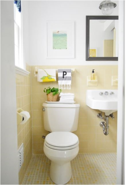 Solutions for Renters Design Series - 10 Creative Bathroom Ideas homesthetics decor (25)