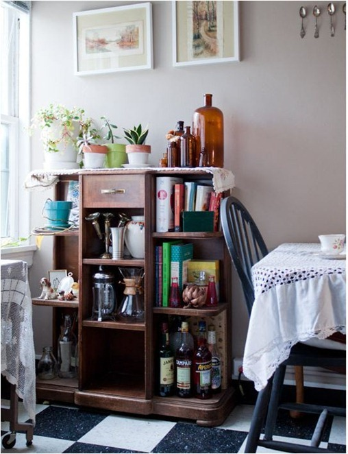 Solutions for Renters Design Series - 10 Ingenious Kitchen Ideas (10)