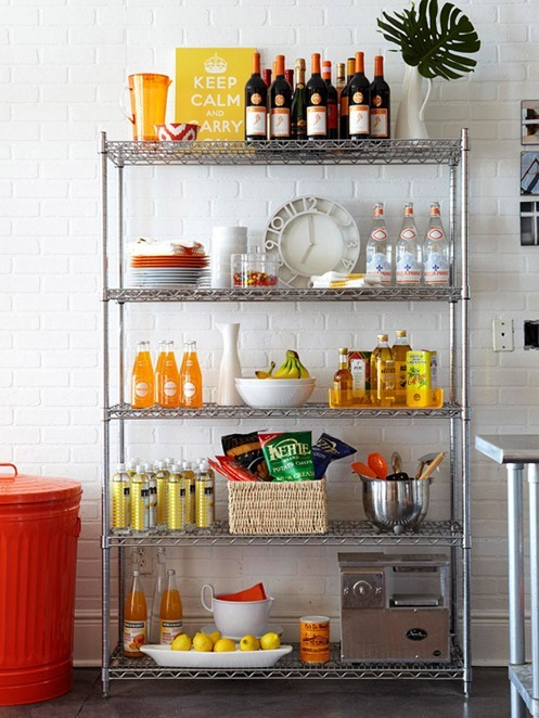 Solutions for Renters Design Series - 10 Ingenious Kitchen Ideas (12)