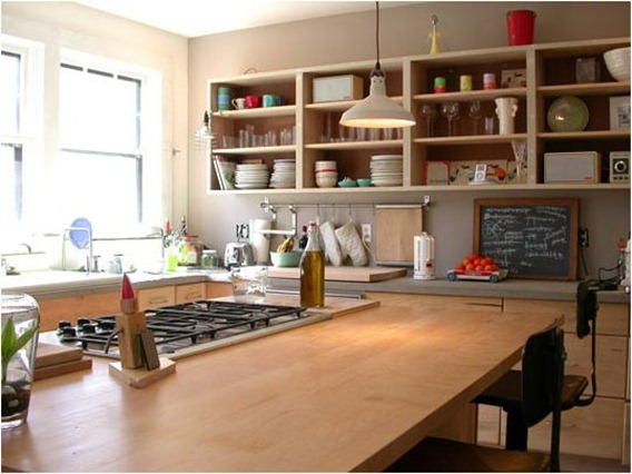 Solutions for Renters Design Series - 10 Ingenious Kitchen Ideas (17)