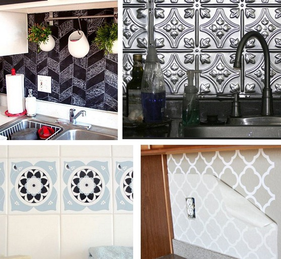 Solutions for Renters Design Series - 10 Ingenious Kitchen Ideas (19)