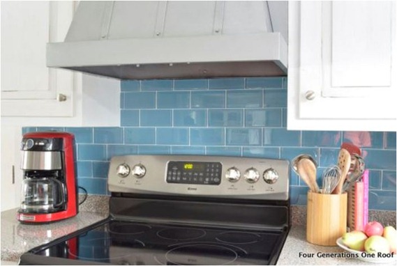Solutions for Renters Design Series - 10 Ingenious Kitchen Ideas (8)