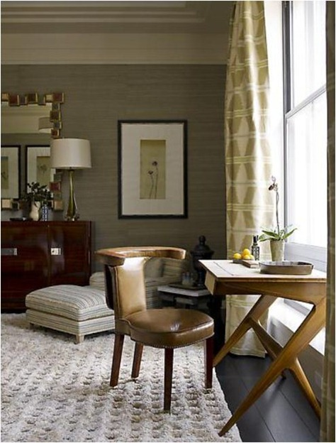 Solutions for Renters Design Series - 10 Small Creative Home Offices homesthetics decor (22)