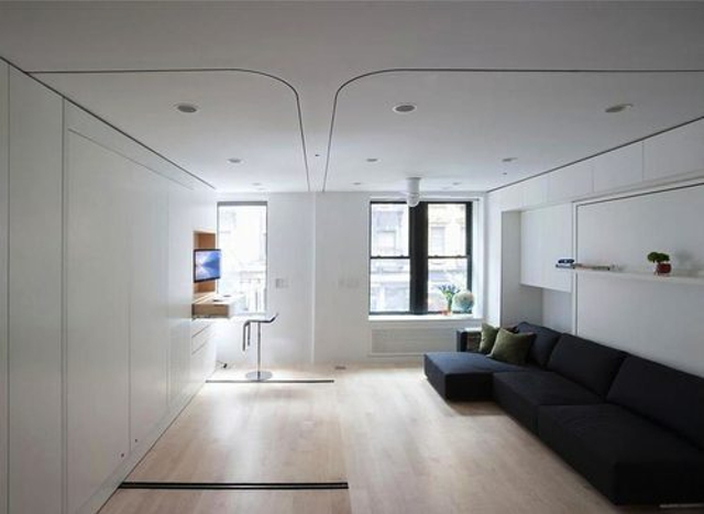 The 1million Foldable Apartment 420 Square Foot Studio