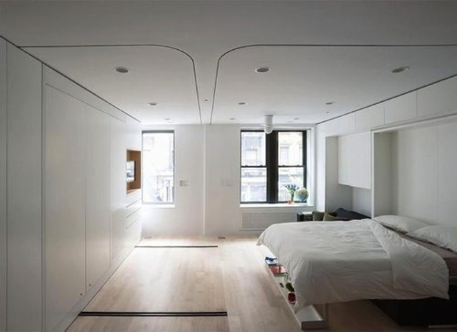 The $1Million Foldable Apartment-420-Square-Foot Studio That Can Transform Into Five Different Rooms-homesthetics.net (9)