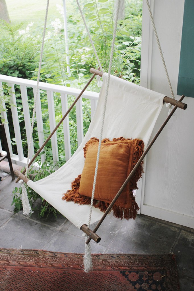 Delicieux Top 10 DIY Hanging Chairs Projects To Try This Spring Homesthetics.net (10