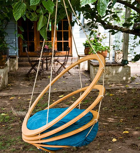 Top 10 DIY Hanging Chairs Projects To Try This Spring Homesthetics.net (6