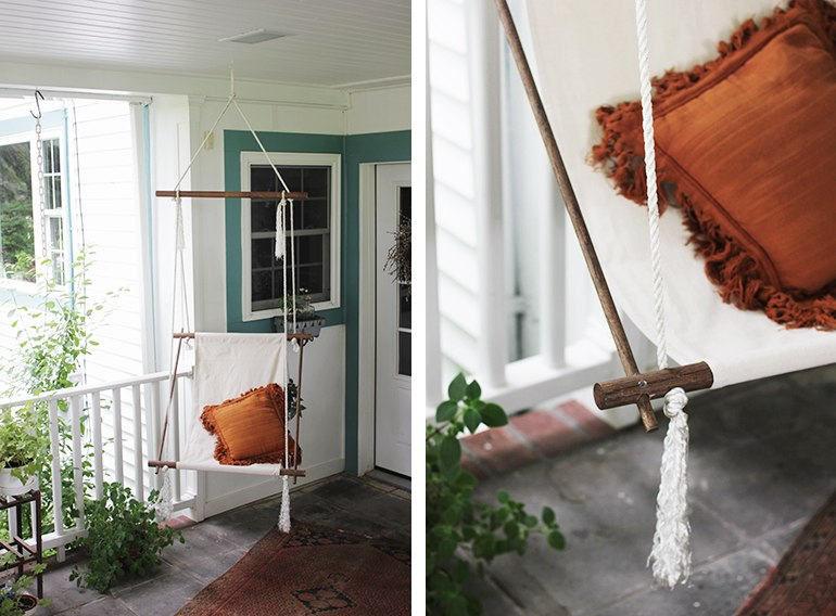 Top 10 DIY Hanging Chairs Projects To Try This Spring Homesthetics.net (9