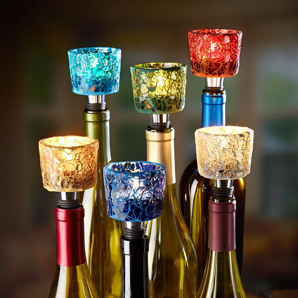 Upcycling Inspiration Pack-Insanely Beautiful DIY Wine Bottle Centerpieces That You Should Try homesthetics decor (5)