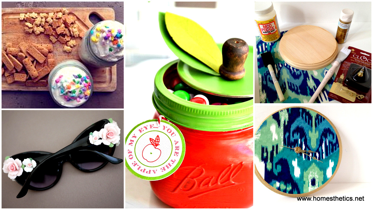 Creative diy gifts images galleries for Useful gifts to make
