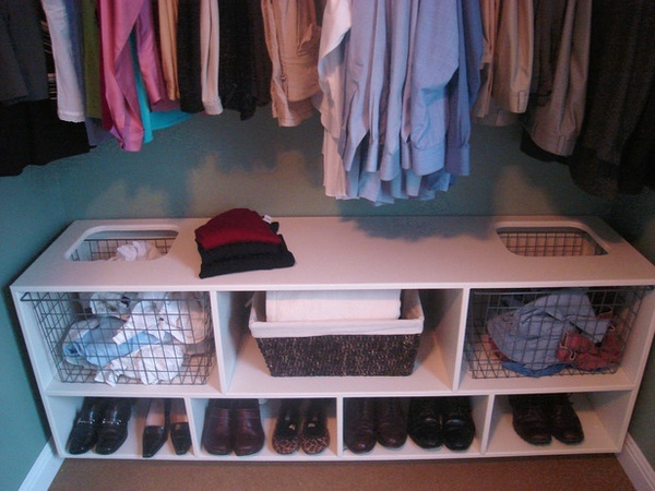 20 DIY Closet Solutions To Keep You Organized This Spring-homesthetics.net (1)
