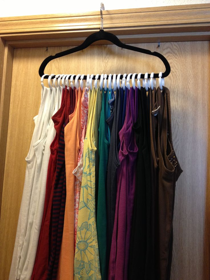 20 DIY Closet Solutions To Keep You Organized This Spring-homesthetics.net (5)