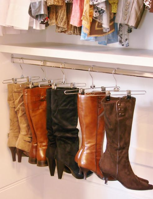 20 DIY Closet Solutions To Keep You Organized This Spring-homesthetics.net (7)
