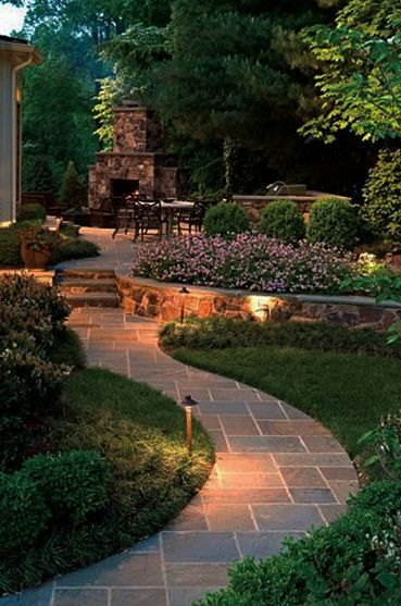 20 Extraordinary Ideas That Will Learn You How to Set the Perfect Mood Outdoors homesthetics decor (3)