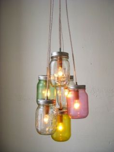 21 Extraordinary Unique DIY Lamp Projects That You Will Simple Adore homesthetics interior design (20)