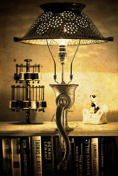 21 Extraordinary Unique DIY Lamp Projects That You Will Simple Adore homesthetics interior design (4)