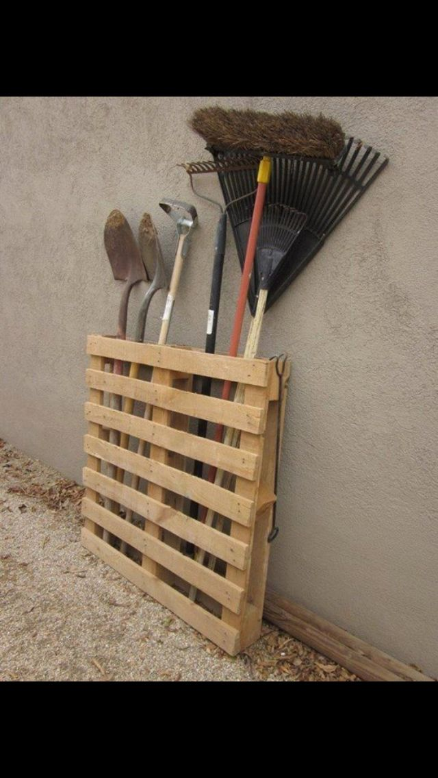 21 Outrageously Smart Recycled Pallet Crafts That You Should Try homesthetics decor (14)