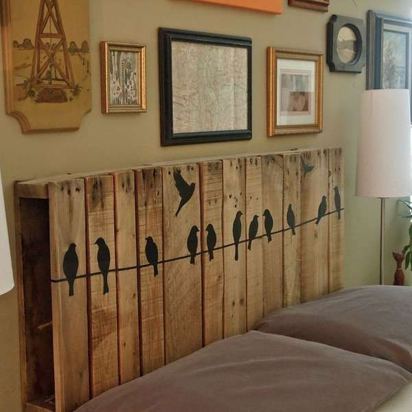 21 Outrageously Smart Recycled Pallet Crafts That You Should Try homesthetics decor (15)