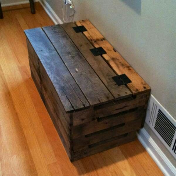 21 Outrageously Smart Recycled Pallet Crafts That You Should Try homesthetics decor (2)