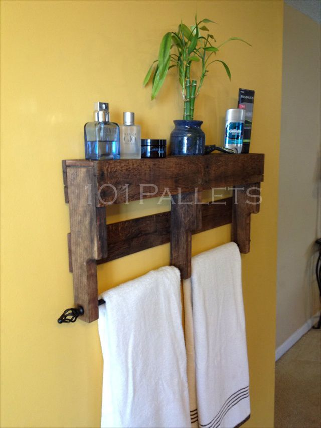 21 Outrageously Smart Recycled Pallet Crafts That You Should Try homesthetics decor (8)