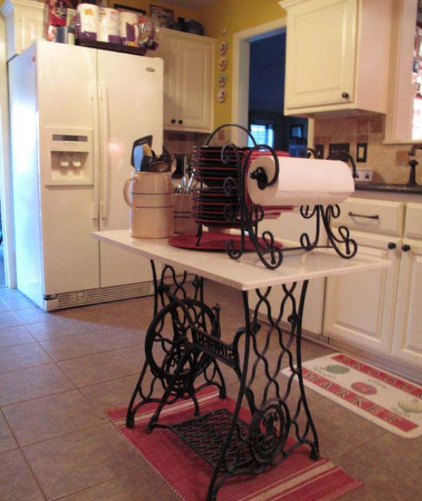 23 Creative Methods To Repurpose Old Furniture