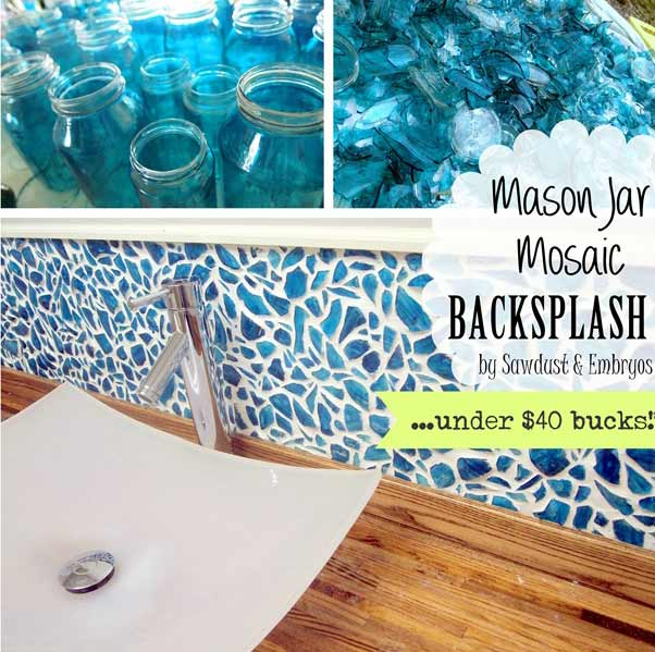 24 Cheap Kitchen Backsplash Ideas and Tutorials You Should See-homesthetics (27)