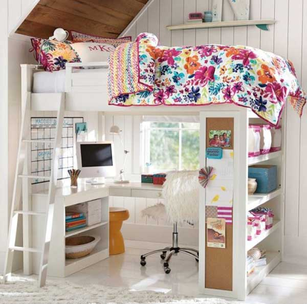 24 Extremely Creative and Clever Space Saving Ideas That Will Enlargen Your Space homesthetics decor (12)
