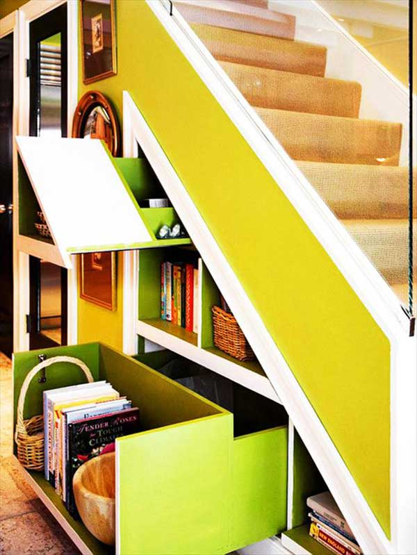 extremely creative wall storage ideas. 24 Extremely Creative and Clever Space Saving Ideas That Will Enlargen Your  homesthetics decor