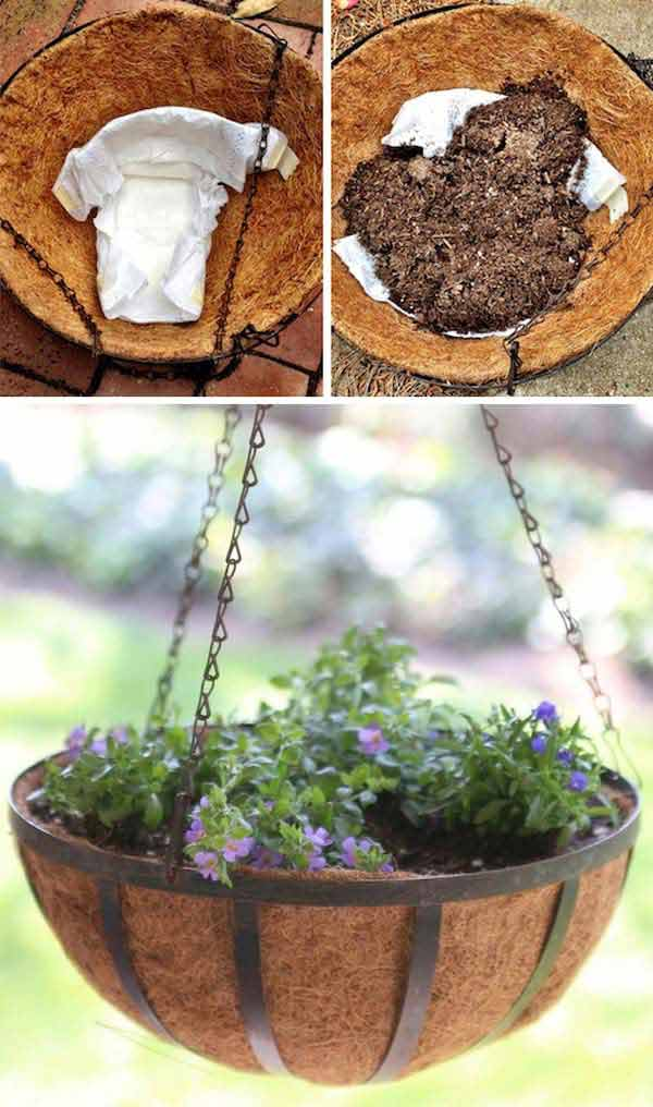 24 Highly Creative and Clever Gardening Tricks to Enhance Garden homesthetics decor (8)
