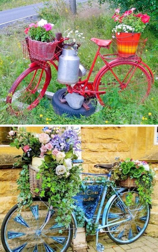 24 Insanely Creative DIY Garden Container Projects That Will Beautify Your Backyard Landscaping homesthetics decor (1)