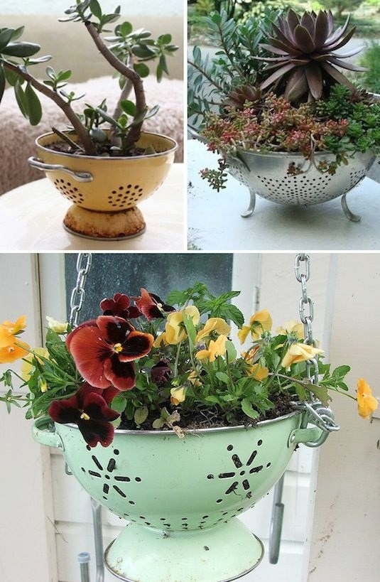 24 Insanely Creative DIY Garden Container Projects That Will Beautify Your Backyard Landscaping homesthetics decor (11)