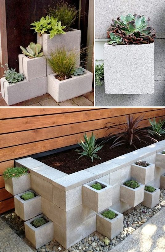 24 Insanely Creative DIY Garden Container Projects That Will Beautify Your Backyard Landscaping homesthetics decor (15)