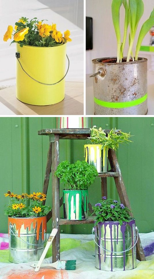 24 Insanely Creative DIY Garden Container Projects That Will Beautify Your Backyard Landscaping homesthetics decor (18)