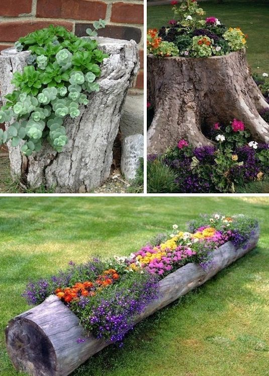 24 Insanely Creative DIY Garden Container Projects That Will Beautify Your Backyard Landscaping homesthetics decor (22)