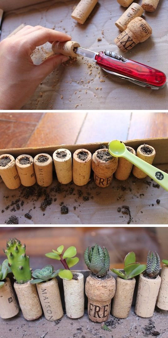 24 Insanely Creative DIY Garden Container Projects That Will Beautify Your Backyard Landscaping homesthetics decor (24)