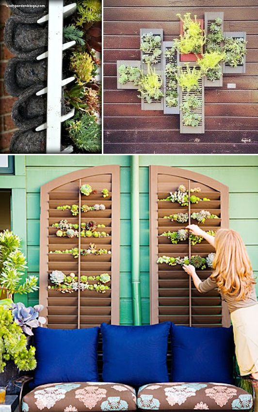 24 Insanely Creative DIY Garden Container Projects That Will Beautify Your Backyard Landscaping homesthetics decor (5)