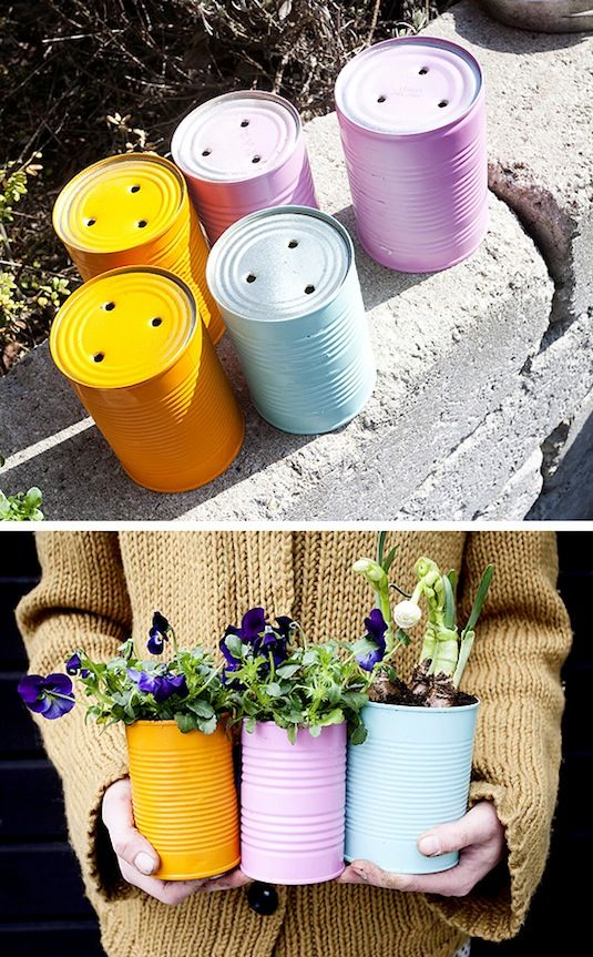 24 Insanely Creative DIY Garden Container Projects That Will Beautify Your Backyard Landscaping homesthetics decor (9)
