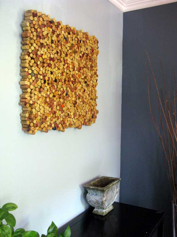 25+ Cool No-Money Decorating Projects That Will Beautify Your Decor Through Wall Art homesthetics decor (10)