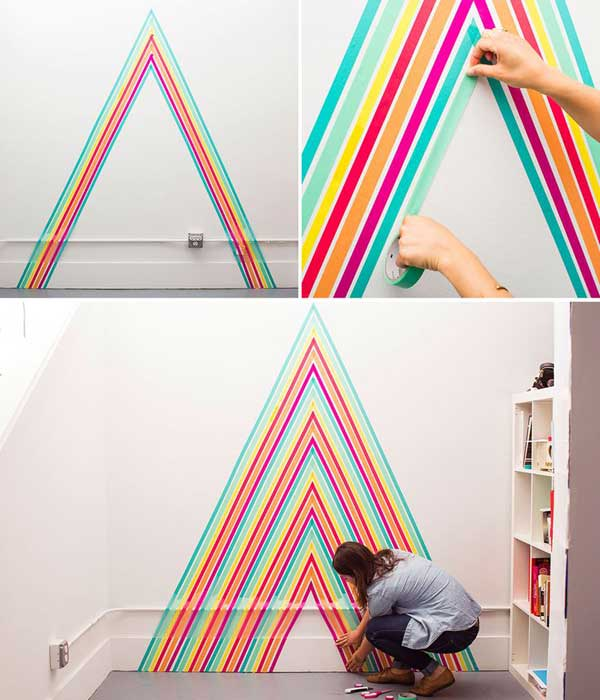 25 cool no money decorating projects that will beautify your decor