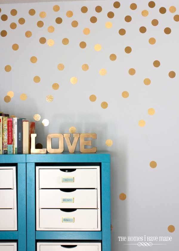 25+ Cool No-Money Decorating Projects That Will Beautify Your Decor Through Wall Art homesthetics decor (4)