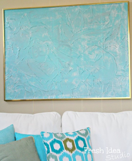 25+ Cool No-Money Decorating Projects That Will Beautify Your Decor Through Wall Art homesthetics decor (6)