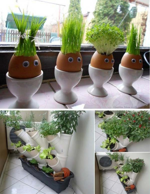 25+ Smart Miniaturized Indoor Garden Projects That You Would Really Love homesthetics decor (10)