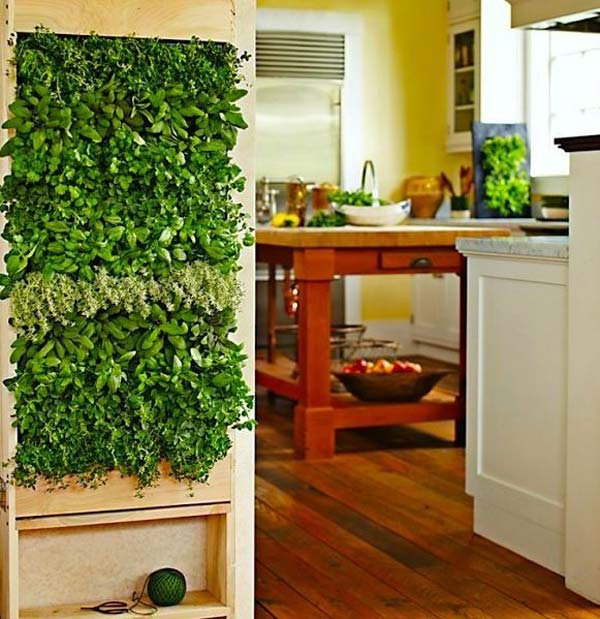 25+ Smart Miniaturized Indoor Garden Projects That You Would Really Love homesthetics decor (16)