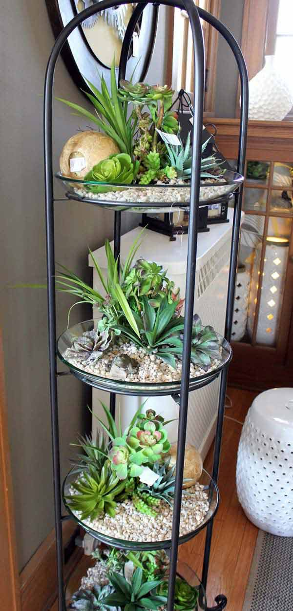 25 Smart Miniaturized Indoor Garden Projects That You Would Really Love