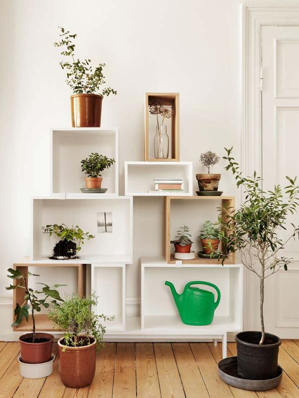 25+ Smart Miniaturized Indoor Garden Projects That You Would Really Love homesthetics decor (6)