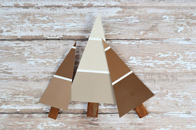 25 creative fun paint chip DIY projects_homesthetics.net (11)