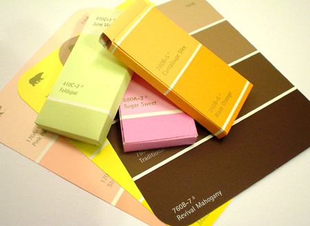 25 creative fun paint chip DIY projects_homesthetics.net (6)