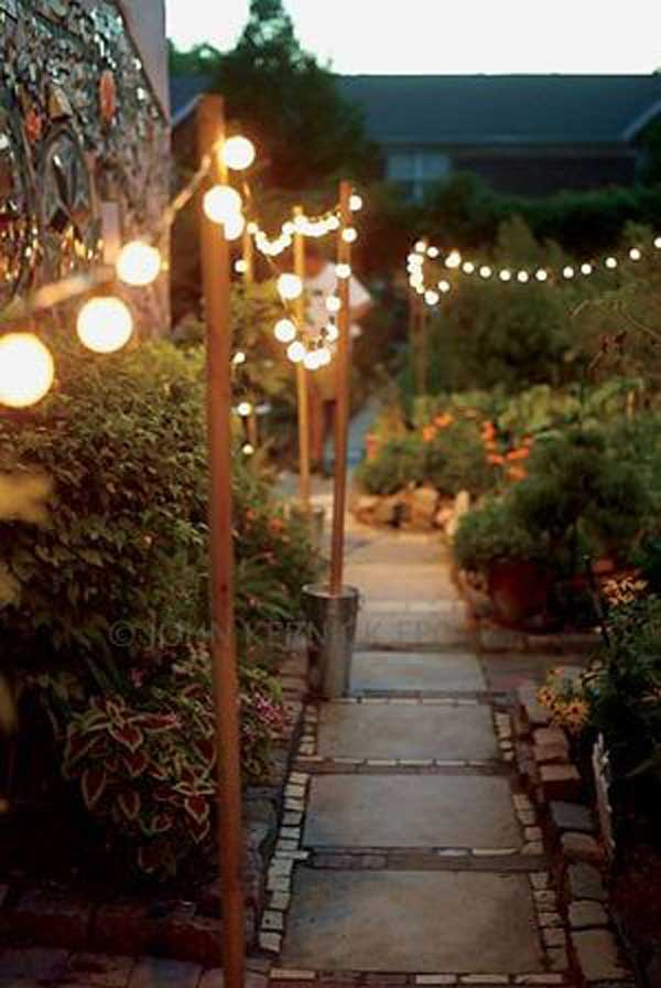 Garden Lighting: 11 Incredible and Beautiful Ideas!